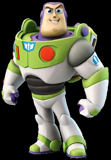 RNEDER Buzz Lightyear 3D