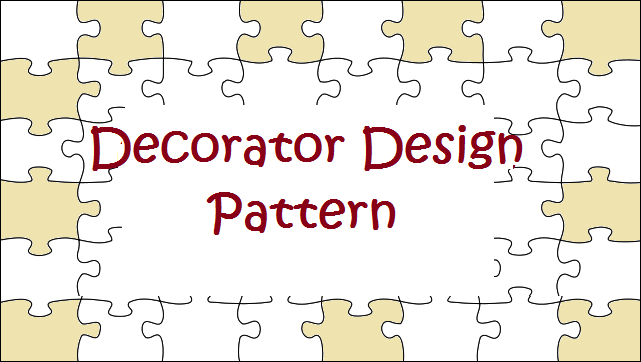 Decorator Design Pattern Allows Class To Extend Its Functionalities Dynamically Without Changing The Actual Implementation