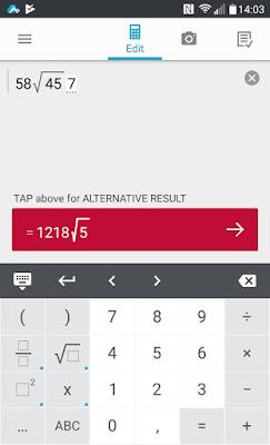 Photomath - Camera Calculator : Λύστε μαθηματικές πράξεις σκανάρωντάς  τις με την κάμερα του κινητού σας