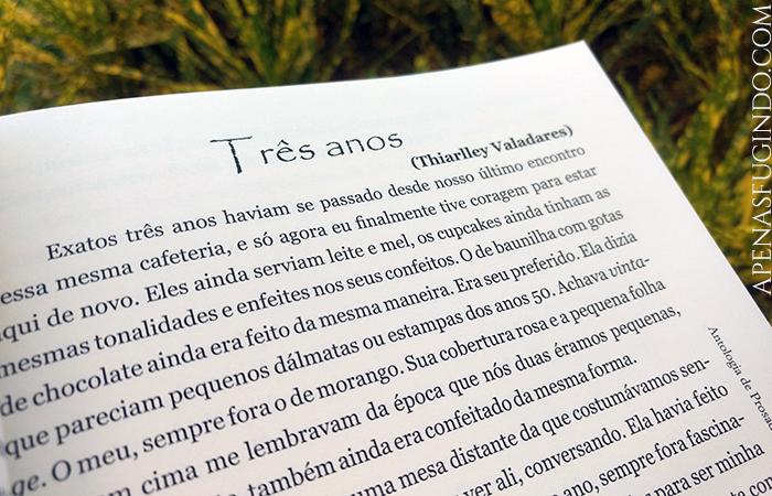 Antologia de Prosadores e Poetas Brasileiros Porto de Lenha