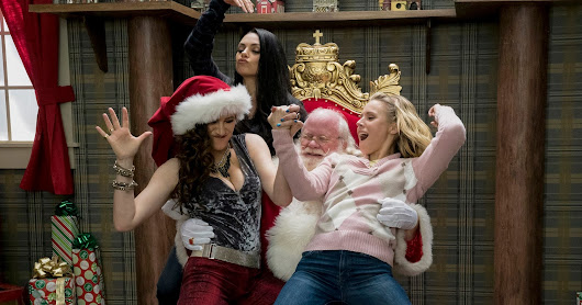 Äidit barrikadeille, osa 2 - Bad Moms Christmas