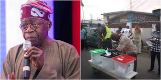 As a true Democrat I will accept election result after it is announced - Tinubu