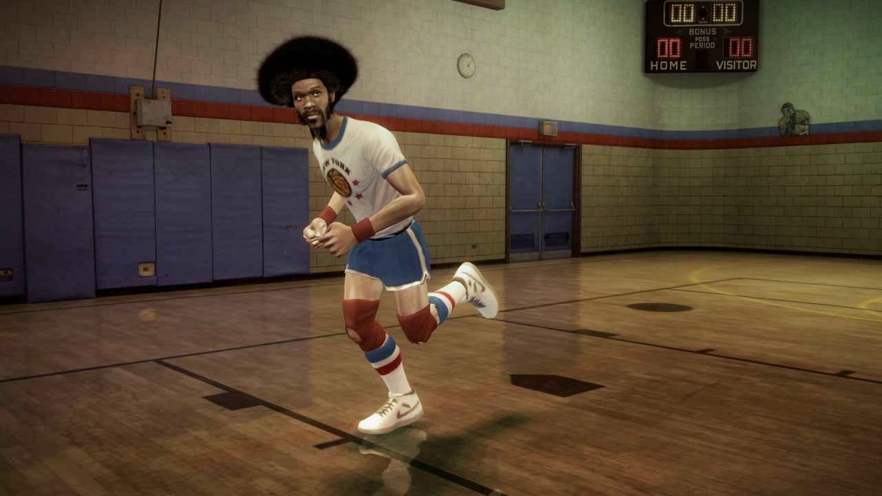 afros in video games