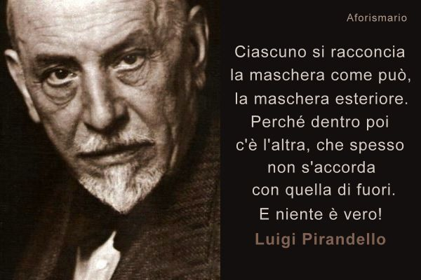 Frasi Sul Sorriso Pirandello.Luigi Pirandello Lessons Tes Teach