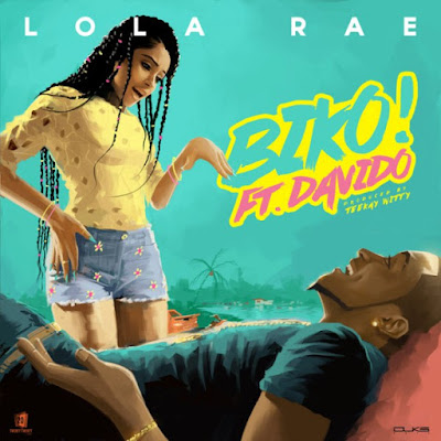PHOTO: Lola Rae Ft. Davido- Biko