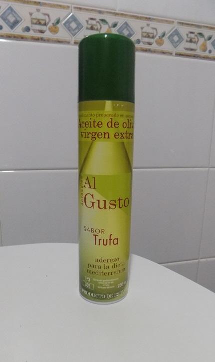 aerosoles al gusto sabor trufa