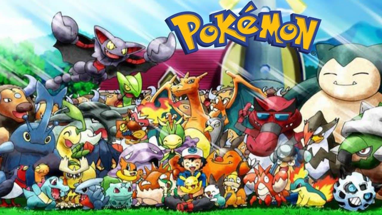 Imagens Pokémon Torrent