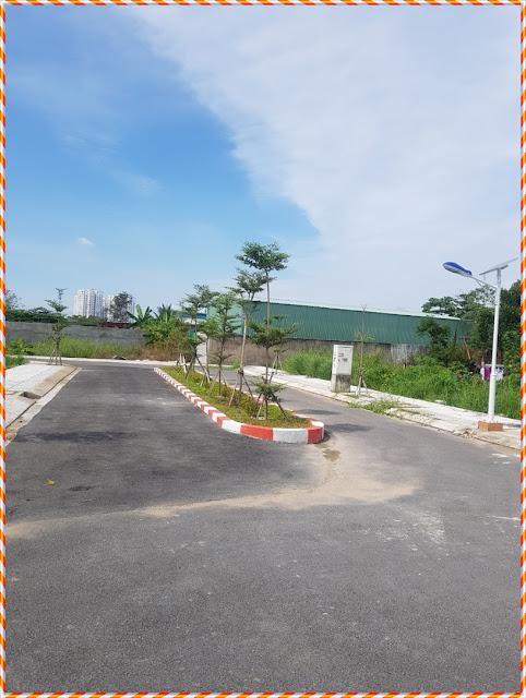 hình thức tế đất nền khu dân cư huỳnh tấn phát 2