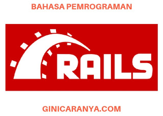 Bahasa Pemrograman Ruby on Rails