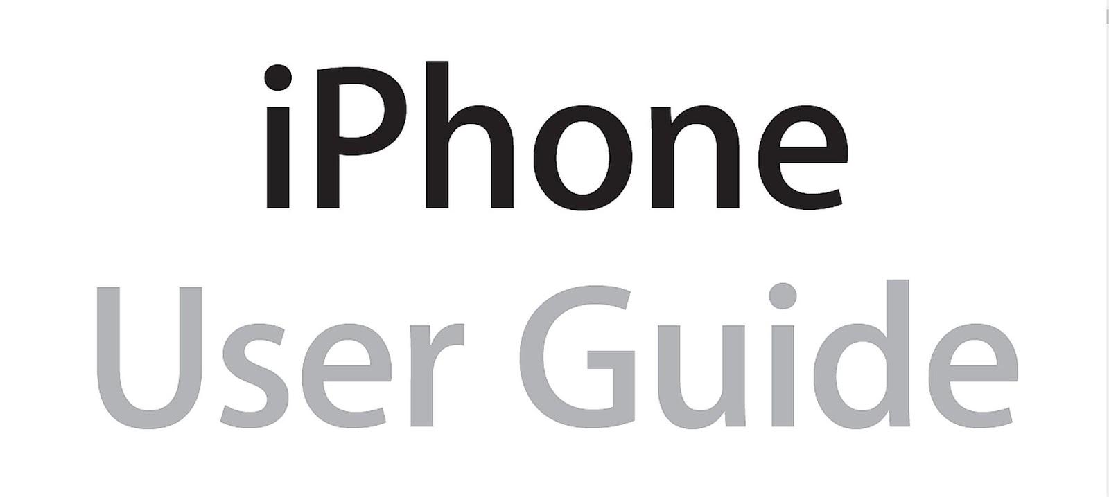 PDFBook2017: iPhone SE Manual PDF