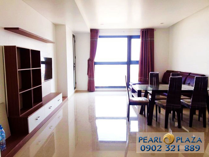 Pearl Plaza one bedroom for sale 20th floor only 5 minutes to District 1 - picture 2