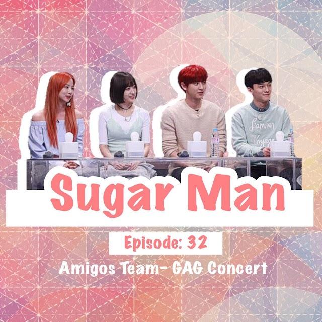 ترجمه || حلقة 32 من برنامج Sugar Man بإستضافة إكسو