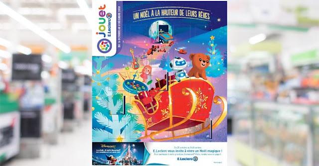 Prospectus Jouets E-Leclerc Noël 2018