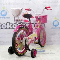 16 centrum flower ctb sepeda anak