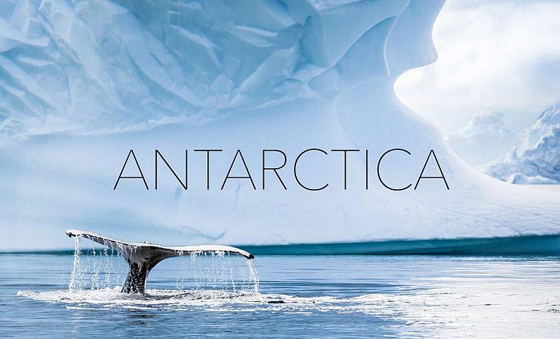 Antarctica - Die Arktis von oben betrachtet
