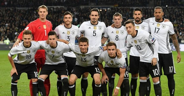 Can the German squad win in their first game at the 2018 World Cup?
