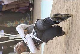 Photos: Rwandan Couple And Their Train Arrive Their Wedding Venue On Roller Skates
