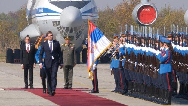 Αλεξάντερ Βούτσιτς: Αν η ΕΕ μας αφήσει μόνους δεν αποκλείω αιματοκύλισμα στα Βαλκάνια