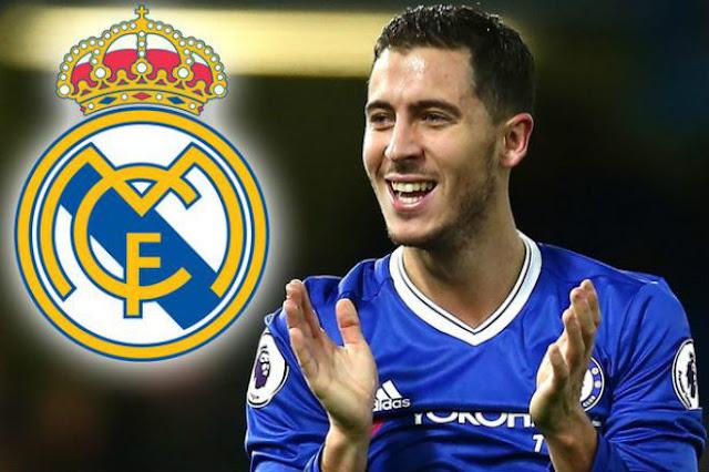 """""""Ông trùm"""" Perez tung chiêu cuỗm Hazard: Trao đổi SAO 500 triệu euro 2"""