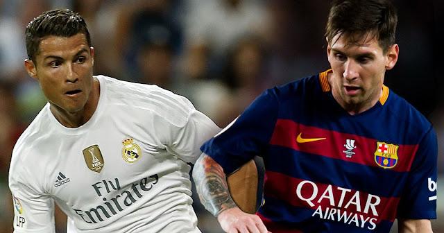 نجم برشلونة ميسي يكشف عن السبب الحقيقي وراء العداء بينه وبين رونالدو