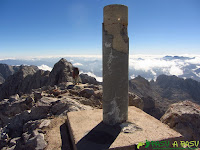 Cima del Llambrión, en Picos de Europa