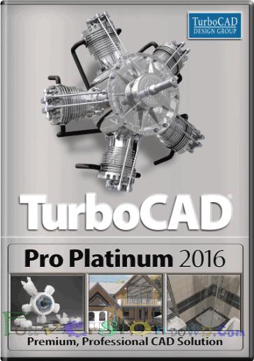 IMSI TurboCAD Professional Platinum Full Version