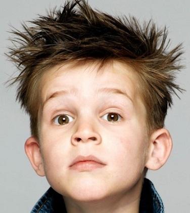 Rápido y fácil peinados modernos para niños Fotos de cortes de pelo tendencias - Moda para Peques: Peinados Modernos para Niños 2016