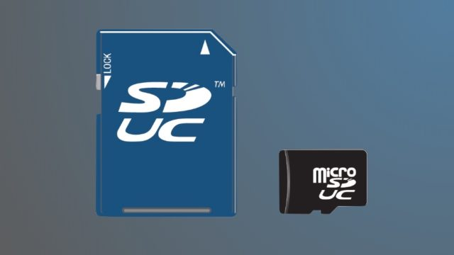 SD Express: PCIe & NVMe Backed Standard Boosts Memory Card Capacity To 128TB