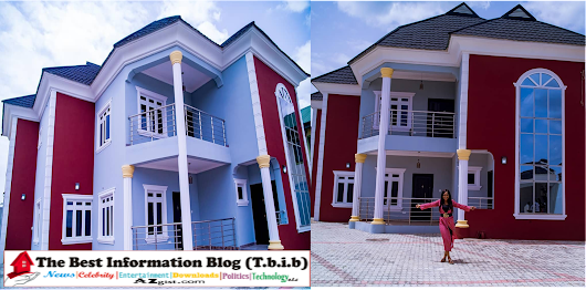 Actress Mercy Aigbe Buys Multi-Million Naira House in Lagos for her Kids