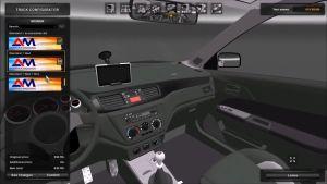 Car – Mitsubishi Lancer Evo VIII MR V 2.0