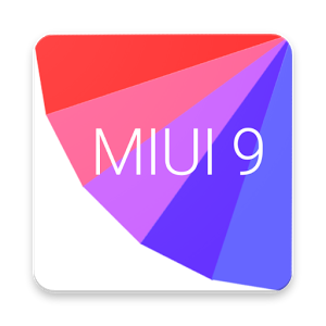 Features found in the MIUI 9 XIAOMI Smartphone