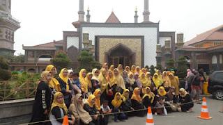 Masjid Cipta Rasa Keraton Kasepuhan Cirebon