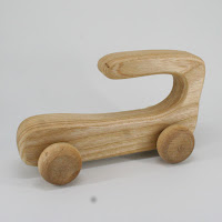 Baby Wooden Car LBC27, Lotes Toys