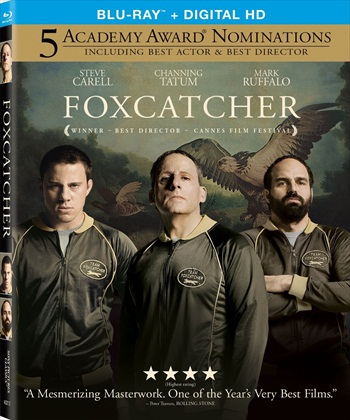 Foxcatcher 2014 Dual Audio Hindi 720p BluRay 1.1GB