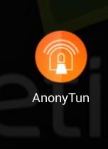 Etisalat 0.00kb free Browsing Settings for Anonytun VPN