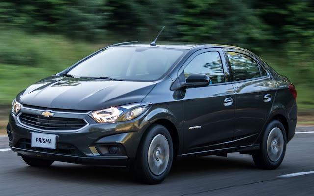 Chevrolet Prisma 2018 - Automático