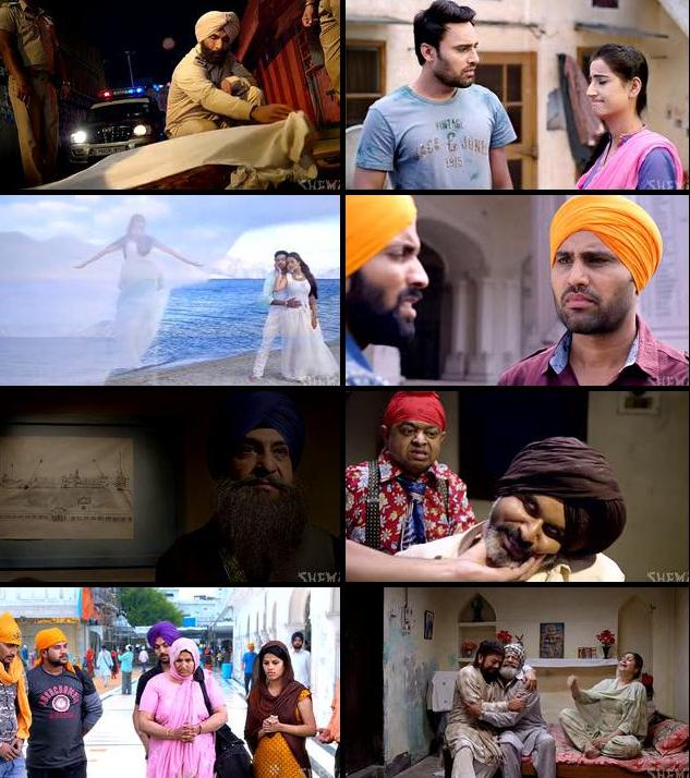 Once Upon A Time in Amritsar 2016 Punjabi DVDRip