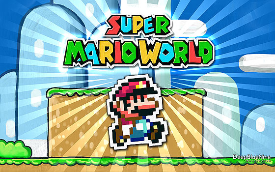 Image result for super mario world blogspot