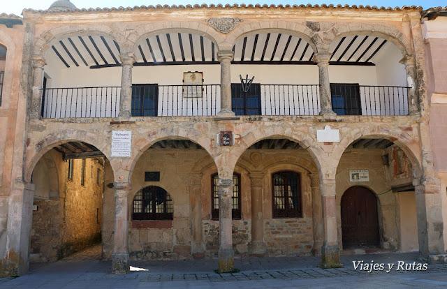 La Alhóndiga de Medinaceli