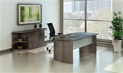 Modern Gray Office Furniture