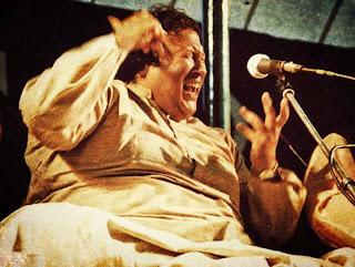Lyrics Jis Simt Bhi Dekhu Nazar Ata Hai Key Tum Ho Nusrat Fateh Ali Khan