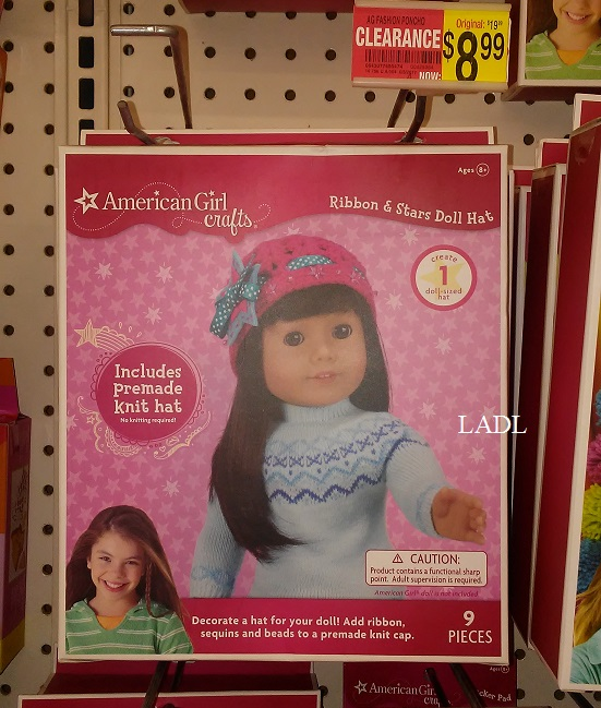 Living A Doll S Life In Store Report Ag Crafts Clearance Michaels