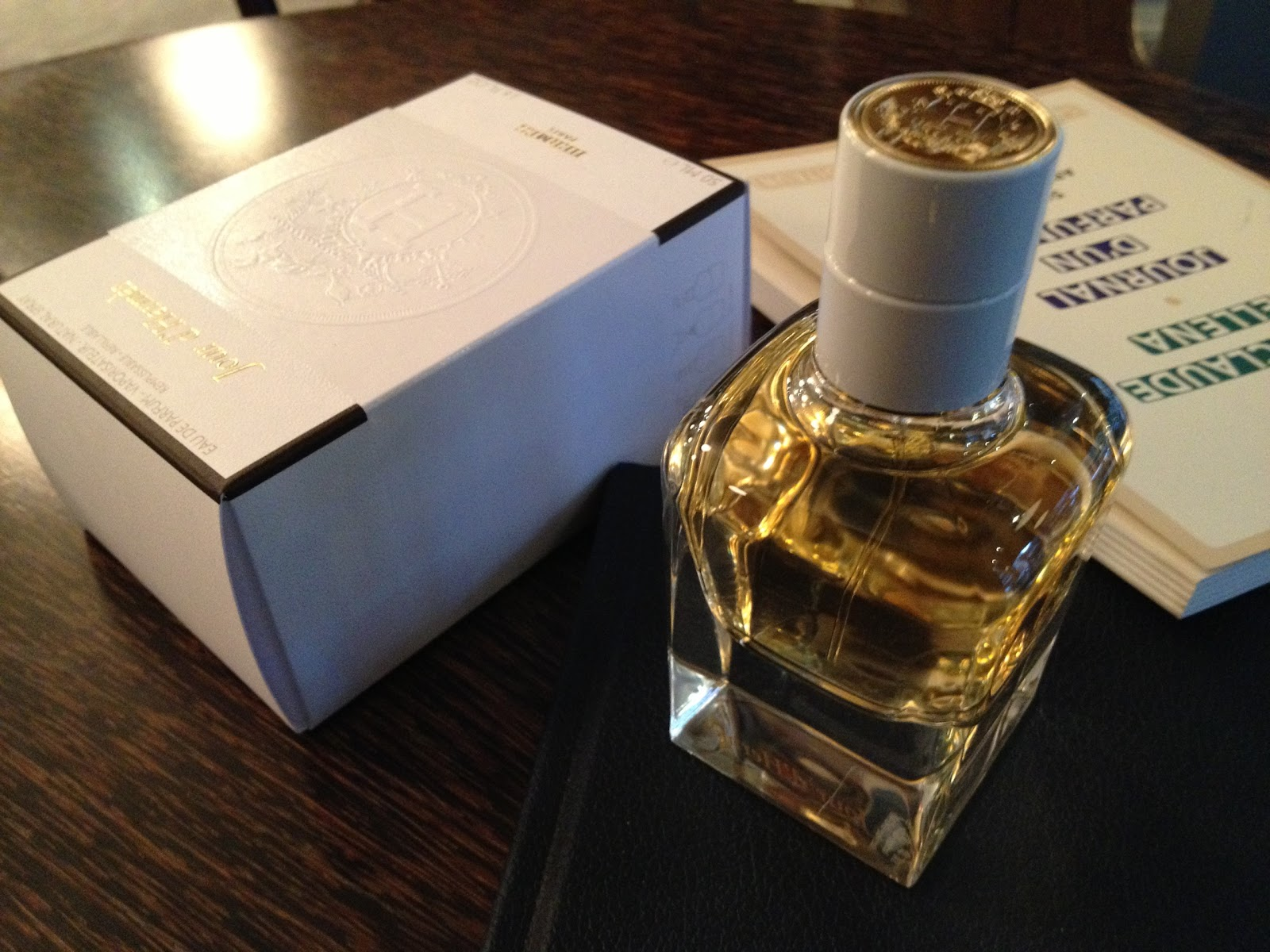 0e78c68c3 Hermes Jour d'Hermes: fragrance review & insights into fragrance creation