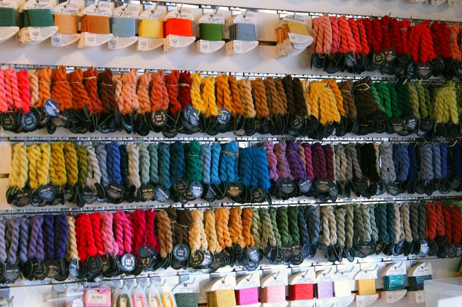 Threads And Fibers Mail: Adorn: Fibers And Threads, I Need Your Suggestions