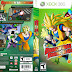 Capa Dragon Ball Raging Blast 2 Xbox 360