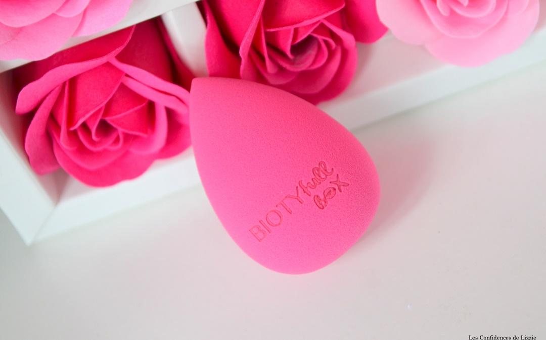 box beaute - box maquillage - box bien etre - box bio - box naturelle - accessoire maquillage