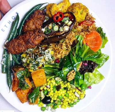 Veganuary is a breeze at Ethos!