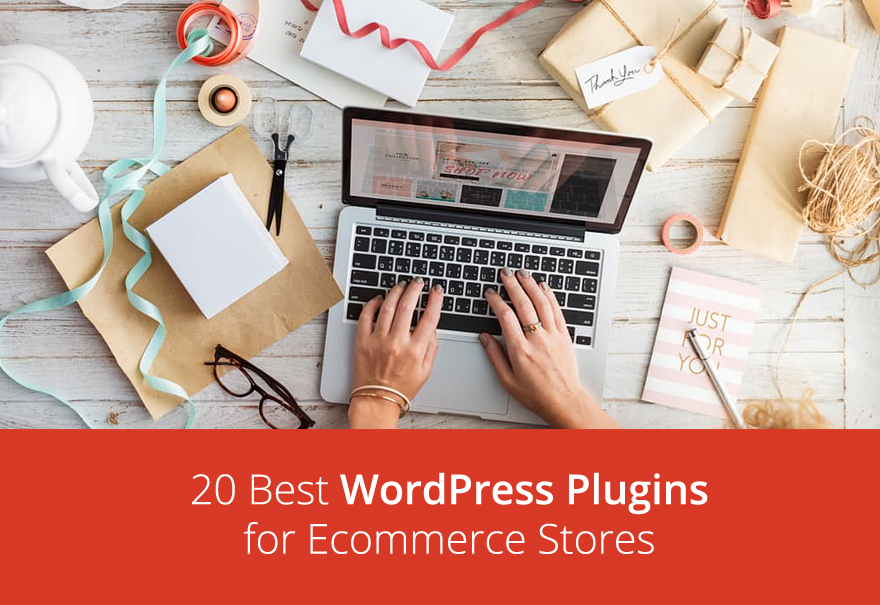 20 best WordPress plugins for Ecommerce stores