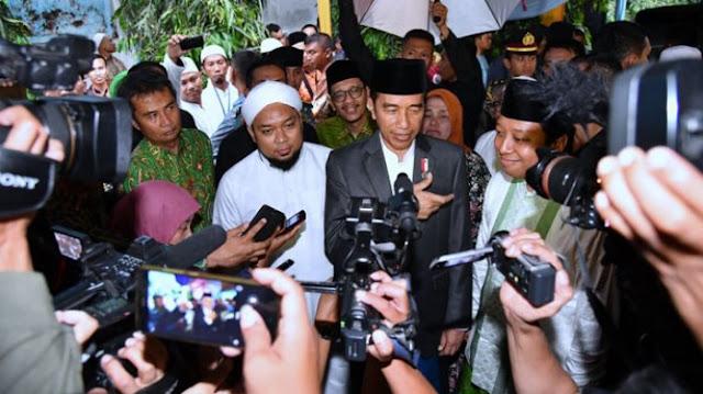 Presiden Jokowi: Keberagaman Indonesia Terjaga Berkat Peran Para Ulama