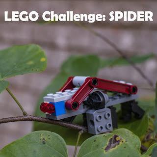 LEGO Challenge: Spider